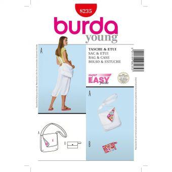 Patron Burda Creative 8235 Sac