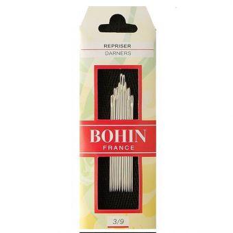 Bohin 00568 - Aiguilles à repriser - assortiment A21F  3/9