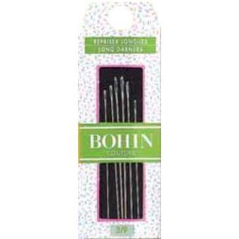 Bohin 00468 - Aiguilles à repriser longues  - assortiment A11F  3/9