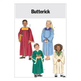 Patron Butterick 4542 Déguisement enfant