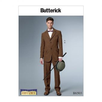 Patron Butterick 6503 Déguisement, costume historique