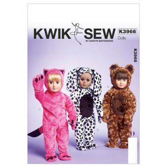 Patron KWIK SEW 3966