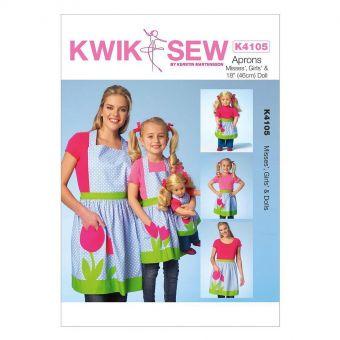 Patron KWIK SEW 4105