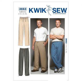 Patron KWIK SEW 3663
