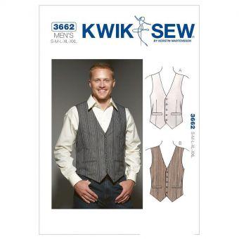 Patron KWIK SEW 3662