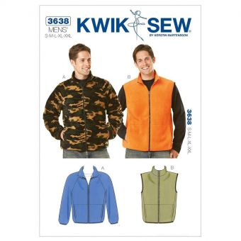 Patron KWIK SEW 3638