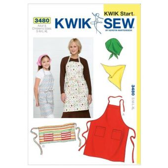 Patron KWIK SEW 3480