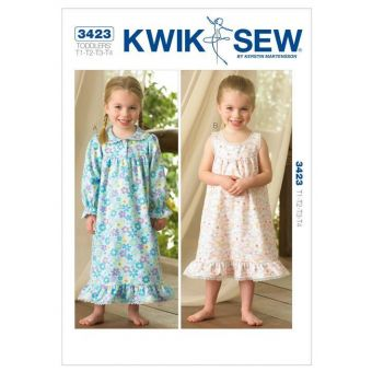 Patron KWIK SEW 3423