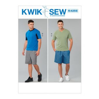 Patron Kwik Sew 4258