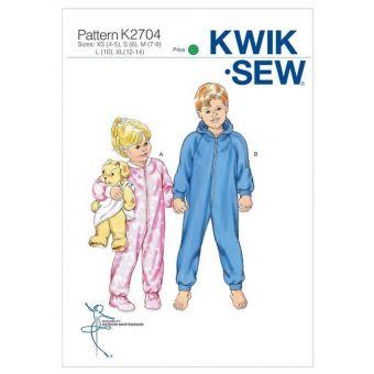 Patron KWIK SEW 2704