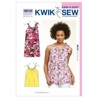 Patron KWIK SEW 3610