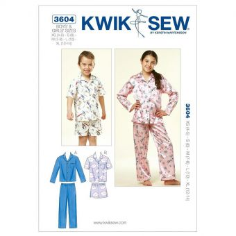 Patron KWIK SEW 3604