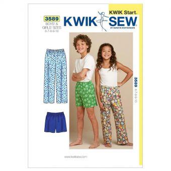 Patron KWIK SEW 3589