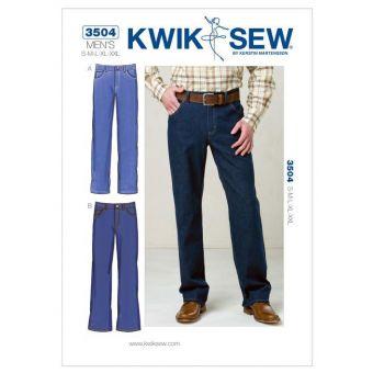 Patron KWIK SEW 3504
