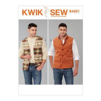 Patron Kwik Sew 4257