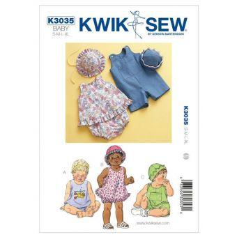 Patron KWIK SEW 3035