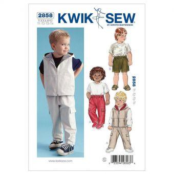 Patron KWIK SEW 2858