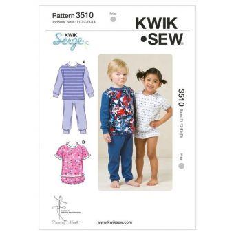 Patron KWIK SEW 3510