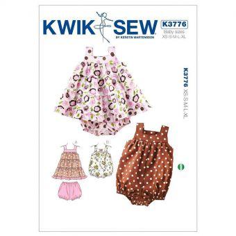 Patron KWIK SEW 3776