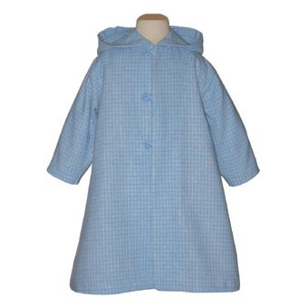 Patron Frégoli 348 - Robe de chambre bébé 6 à 36 mois