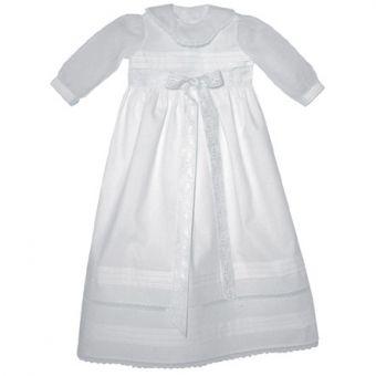 Patron Frégoli 369 - Robe de baptême 3 à 12 mois