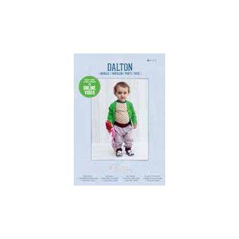Patron Maison Victor DALTON - Pantalon bébé mixte de 1 à 24 mois