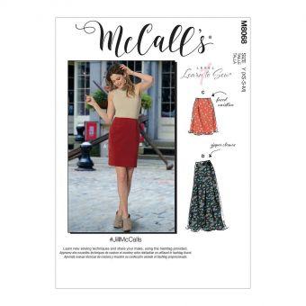 Patron McCALL's 8069 Combinaison femme short ou pantalon by ZoeMcCalls - de XS à 2XL