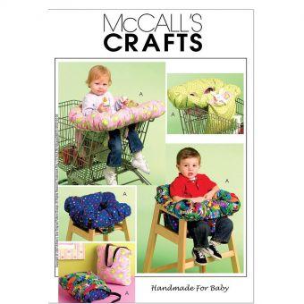 Patron McCall's 5721  Accessoires bébé