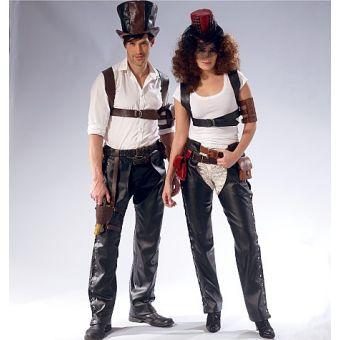 Patron McCall's 7176 Patron de costumes et accessoires steampunk