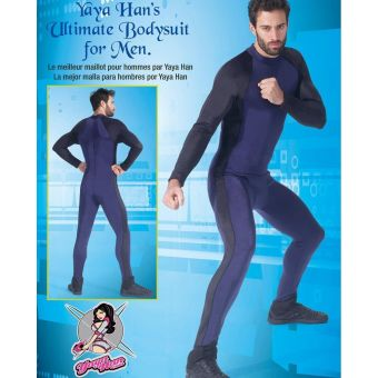 Patron McCall's 7340 Patron de combinaisons zippées pour hommes par Yaya Han