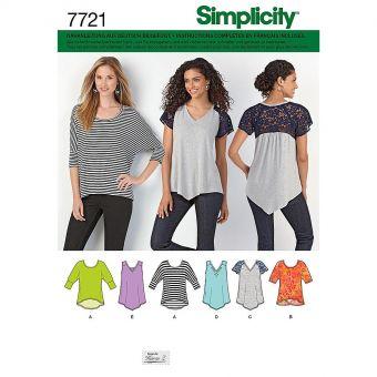 Patron Simplicity 1463 Tee-Shirt