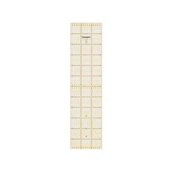 Règle universelle pour patchwork en cm 15x30cm