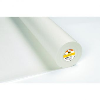 Vlieseline - S 133 -  Entoilage thermocollant pour les cantonnières et les travaux créatifs - écru - 45 cm - vendu au mètre