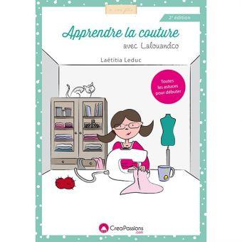 Livre de Créapassions: Apprendre la couture (2ème édition)