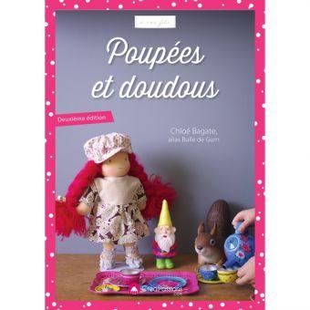 Livre de Créapassions: Poupées et Doudous (2ème édition)