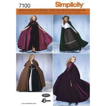 Patron Simplicity 5794 cape