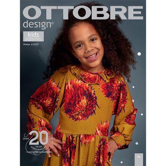 Revue Ottobre 2020 - 6: modèles Hiver pour enfants de 0 à 16 ans