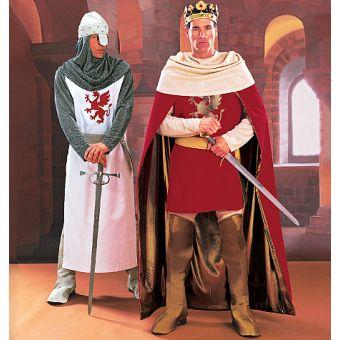 Patron VAULT by McCall's 2010 Déguisement de Camelot Chevalier & Prince médiéval 38 à 50