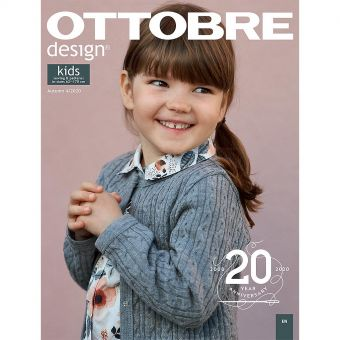 Revue Ottobre 2020 - 4: modèles Automne pour enfants de 0 à 16 ans