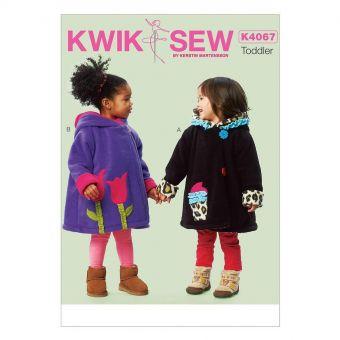 Patron KWIK SEW 4067