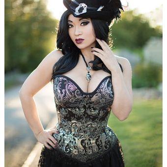 Patron McCall's 7339 Patron de corsets pour femmes par Yaya Han
