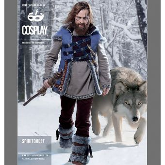Patron Brand by McCall's 2105 SPIRITQUEST homme Viking, Guerrier