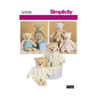 Patron Simplicity 8155 Ours