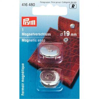 Fermoir magnétique de sac 19mm