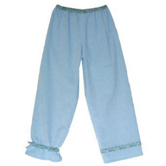 Patron Frégoli 148 - Pantalon large fille 4 à 10 ans