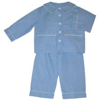 Patron Frégoli 209 - Pyjama classique enfant 2 à 10 ans