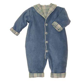 Patron Frégoli 381 - Sur - pyjama bébé 6 à 36 mois