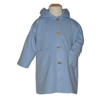 Patron Frégoli 338 - Manteau à capuche bébé 6 à 36 mois