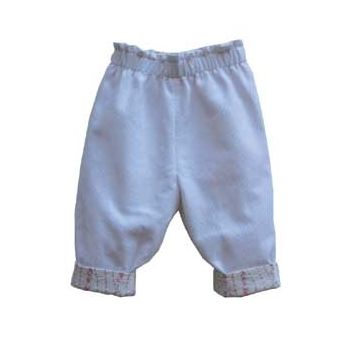 Patron Frégoli 326 Pantalon bébé 6 à 36 mois