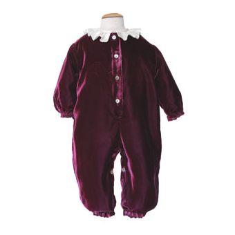 Patron Frégoli 810 - Barboteuse bébé 3 à 24 mois